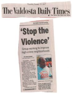 stop the viloence clipping